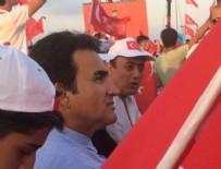 Mahmut Tuncer Yenikapı'ya gitti, twitter'ı salladı