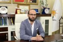 LEYLA ZANA - AK Parti Ağrı İl Başkanı Atmaca'dan Ankara'ya Ziyaret