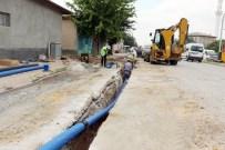 Kadınhanı'nın İki Mahallesine 140 Kilometrelik Su Şebekesi