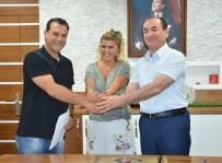 NURAY SAYARI - Koç Holding'den Soma'da Eğitime Destek