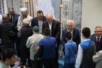 MUSTAFA TEKMEN - Protokol, Bayram Coşkusunu Halkla Birlikte Yaşadı