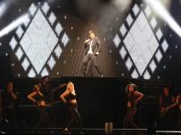 RICKY MARTIN - EXPO 2016'Da Ricky Martin Rüzgarı