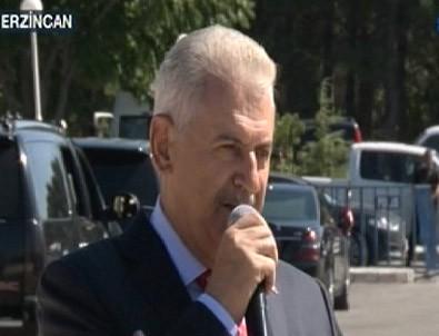 Başbakan Yıldırım Gaziler Günü töreninde