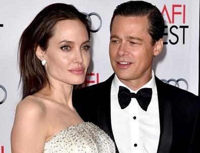 Angelina Jolie-Brad Pitt boşanma davasında ağır suçlamalar