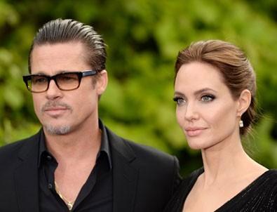 Angelina Jolie ve Brad Pitt'in boşanmasına ünlülerin tepkileri
