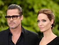JENNİFER ANİSTON - Angelina Jolie ve Brad Pitt'in boşanmasına ünlülerin tepkileri
