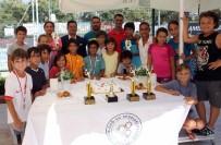 BİNNUR KAYA - Adanalı Tenisçiler 5 Şampiyonluk, 6 İkincilik Kupası Aldı