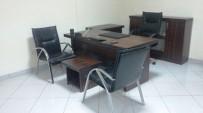 MAKAM KOLTUĞU - Büyükşehir'den Muhtarlara Ofis Takımı