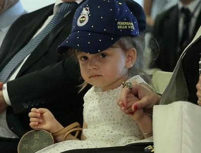 Aziz Yıldırım'ın kızının çantası gündem oldu