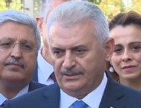 AK PARTİ MYK - Başbakan Binali Yıldırım'dan flaş açıklama