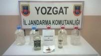Yozgat Jandarmadan Kaçak İçki Operasyonu