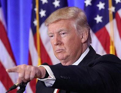 Trump: CNN uyduruk haberleriyle tümden bir çöküş içinde