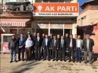 Ak Parti Heyeti Mihalgazi'de
