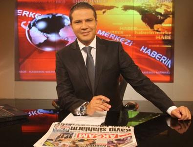 Haber spikeri Caner Karaer kaza geçirdi