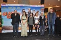 TUVANA TÜRKAY - 'Olanlar Oldu' İzmir Galası Yapıldı