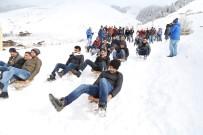 Kar Şenliğinden Renkli Görüntüler