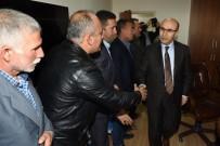 Vali Mahmut Demirtaş, İmamoğlu'nda Mahalle Muhtarlarıyla Bir Araya Geldi