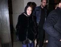 LINDSAY LOHAN - Lindsay Lohan yine İstanbul'da