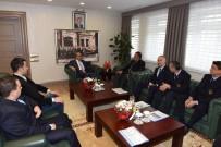 Vali Demirtaş Açıklaması 'Gümrükler Önemli Gelişim Gösterdi'