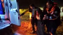 Bilinç Kaybı Yaşayan Hasta, AFAD Ve UMKE Ekiplerince Kurtarıldı