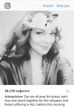 LINDSAY LOHAN - Lindsay Lohan, Türkiye için dua istedi