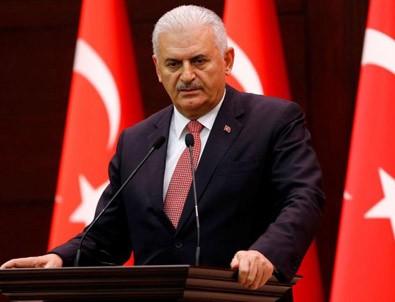 Başbakan Yıldırım'dan esnafa sicil affı müjdesi