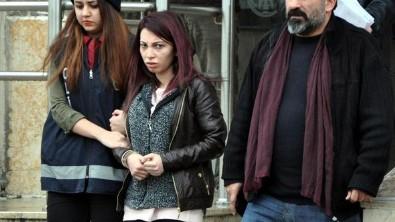 Sahte parayla alışveriş yapan Kübra, tutuklandı