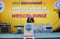UĞUR KALKAR - Gençlik Ve Spor Bakanı Osman Aşkın Bak, Sultangazi Hamsi Festivali'nin Açılışına Katıldı