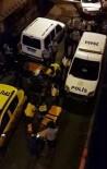 SALIH ALTUN - Kasaptan Et Çalmaya Çalışan Hırsızları Polis Vurarak Yakaladı.