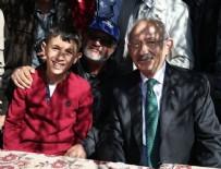 Kılıçdaroğlu'nun halefi 11 yaşındaki Bayram Ali