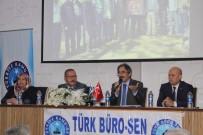 PARALEL YAPI - Türk Büro-Sen Çankırı Şube 6. Olağan Kongresi