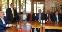 HALIL PEKDEMIR - Denizli İl Genel Meclisinin 2011-2014 Yılı Üyeleri Bir Araya Geldi