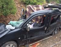 Artvin'de Feci Kaza Açıklaması 3 Ölü, 1 Yaralı