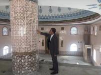 Mahsenli Ali Efendi Camii İç Dekorasyonu Tamamlandı