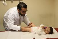 ÖYKÜ ÇELİK - 2 Günlükken Teşhis Konuldu, 3 Aylıkken Ameliyat Oldu
