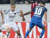 UEFA AVRUPA LIGI - Başakşehir ikinci yarıda yıkıldı