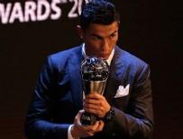 LEONARDO BONUCCI - Yılın futbolcusu Ronaldo seçildi