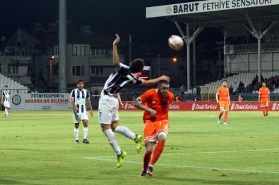Ziraat Türkiye Kupası Açıklaması Fethiyespor Açıklaması 1 - Adanaspor Açıklaması 2