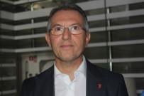 MİLLETVEKİLİ DANIŞMANI - AK Parti Denizli Milletvekili Şahin Tin Ve İl Başkanı'nın Bulunduğu Araç Kaza Yaptı Açıklaması 8 Yaralı