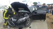 MİLLETVEKİLİ DANIŞMANI - AK Partili Vekilin İçinde Olduğu Araç Kaza Yaptı Açıklaması 8 Yaralı