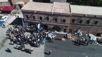 SÜKSÜN - İncesu Belediye Başkanı Zekeriya Karayol Muhtarlar Odasını Açtı