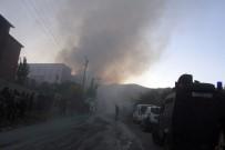 YURTKUR - Yurt Binasında Kokutan Yangın