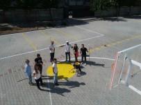 NIHAT MıZRAK - Diyarbakır'da 50 Bin Öğrenci Spor Alanına Kavuştu