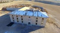 Asri Mezarlık Projesinde Çalışmalar Devam Ediyor