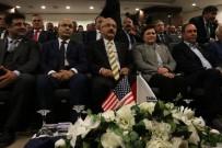 TİCARET İŞBİRLİĞİ - Bakan Elvan, Türk Amerikan İşadamları Zirvesi'ne Katıldı