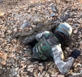 Tunceli'de 6 Sığınak İle 4 Bombalı Tuzak Ele Geçirildi
