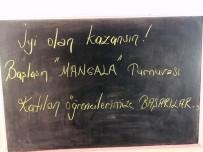 ŞİMAL - Dursunbey'de Mangala Turnuvası
