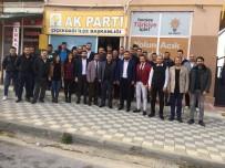 AK Parti Çiçekdağı İlçesi 5. Gençlik Kolları Kongresi Yaptı