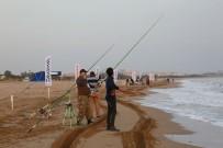 Amatör Balıkçılar Adana'da Yarıştı