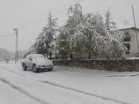 Kırşehir'de Soğuk Hava Kendini Hissettirdi